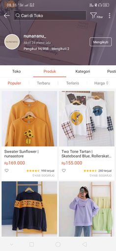 Best Online Clothing Stores, Online Shopping Clothes, Shopping Stores, Shopping Websites, Hijab Fashion, Korean Fashion, Online Shop Baju, Outfits For Teens, Casual Outfits