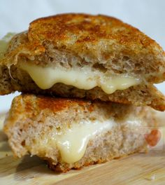 """Eat To Your Heart's Content : Deliriously Delicious Dining Discoveries: RECIPE : THE ULTIMATE CHEESE SANDWICH Inspired By The Movie """"Chef"""""""