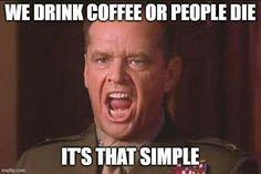 Coffee Quotes, Coffee Humor, Coffee Art, Coffee Time, Nurse Humor, Coffee Drinks, Laughter, Fluffy Pancakes, Coffee Addiction