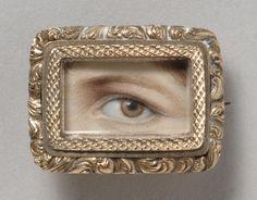 Philadelphia Museum of Art - Collections Object : Portrait of E. Vestell's Left Eye