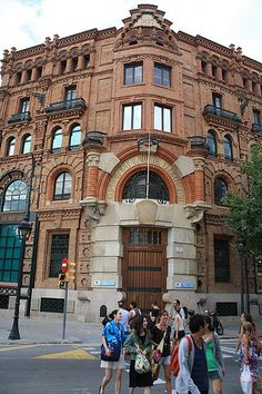 Central Catalana de Electricidad ,Barcelona Catalonia