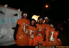 Disfraces originales: Conguitos. Diy Costumes, Google, Ideas, Adult Costumes, The Originals, New Years Eve, Playmobil, Thoughts