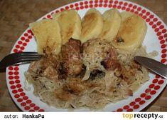 vepřové závitky Czech Recipes, Ethnic Recipes, Family Meals, Pork, Meat, Chicken, Cooking, Kale Stir Fry, Kitchen