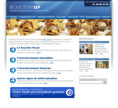 Réduction ISF - www.reductions-isf.fr