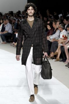 ANDRES RISSO Hermès | Spring 2011 Menswear Collection