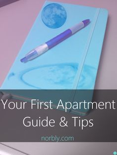 Your First Apartment - A Guide & Tips