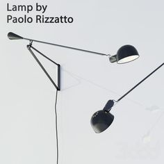 Flos lamp by Paolo Rizzatto