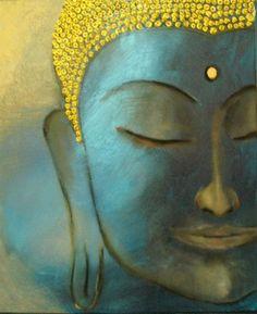 Buddha Paintings Canvas Art for Sale Gautama Buddha, Buddha Buddhism, Buddhist Art, Buddha Face, Buddha Zen, Pintura Zen, Buddha Kunst, Canvas Art For Sale, Spirituality