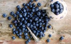 Best Food and Drink Photos, Images and Wallpapers: Page Blueberry Bushes, Stress And Depression, Beverages, Drinks, Health Facts, Sweet Life, Hd Wallpaper, Spoon, Food And Drink