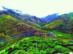 Breathtaking Nature in Kamyaran County, Province Kurdistan, Iran.