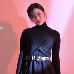 izone ahn an yujin icon Beautiful Fairies, Black, Fairy, Dresses, Eyes, Fashion, Vestidos, Moda, Black People
