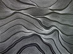River Country 1348 by Anna Pitjara http://www.aboriginalartcentre.com.au