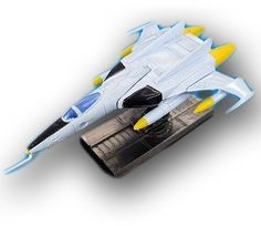 Space Battleship Yamato Digital Grade-Yellow Cosmo Tiger Type II regular by Bandai. $14.99. Assembly Required