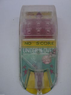 Vintage Marx Under N Over Mini Pinball Bagatelle Game | eBay