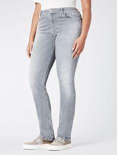 Jeans slim fit in denim super stretch