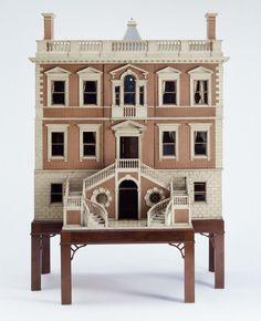'Tate Baby House'. England, 1760