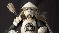 Bandai's New Exclusive SAMURAI STORMTROOPER ARCHER Figure is Amazing