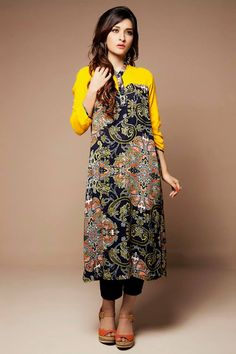Colorful Eid Dresses Collection 2014-15 by Bonanza (2)