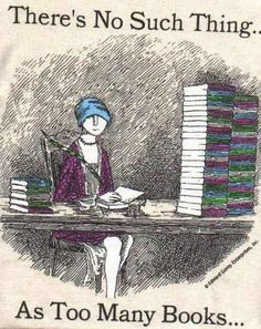 If I had a desk at home, this is what it would look like. #books