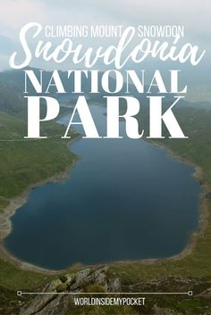 My experience of climbing the Watkins path up Mount Snowdon in Snowdonia National Park, Wales, UK.