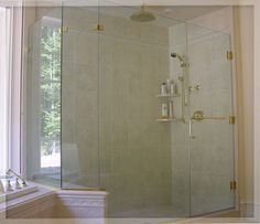 Choose L&R Installations for frameless shower door product selection and quality installation. Custom Closets, Custom Mirrors, Room Divider, Door Installation, Furniture, Shower Doors, Home Decor, Mirror, Frameless Shower Doors