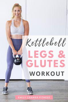 Kettlebell Legs & Glutes Workout