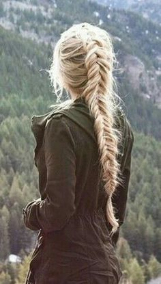 38 Stunning Fishtail Braid Hairstyle Ideas