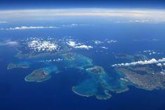 高速客船的朝聖之地在八重山群島 -