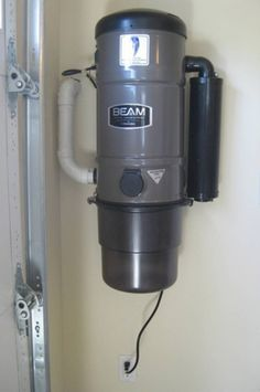 Hide A Hose Central Vac System For Quick Cleanup No More