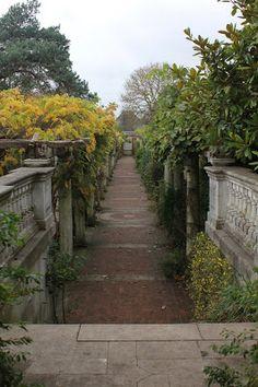 Ultimissime dall'orto: La #Pergola e Hill Garden a Hampstead Heath, #Londra
