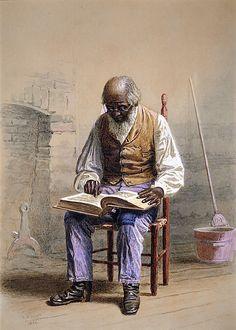 Obra de Thomas Waterman Wood (EE.UU, 1823–1903)