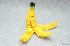 As esculturas de comidas feitas com Lego de Nobu Tary