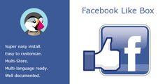 awesome Facebook Like Box (Prestashop)