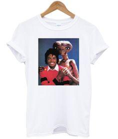 jackson alien shirt #tshirt #shirt #clothing #cloth #tee #graphictee #funnyshirt