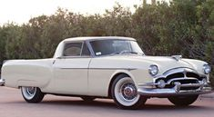1952 Packard Pacifica concept
