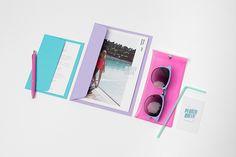 Pearly Queen London by Passport Design Bureau, via Behance
