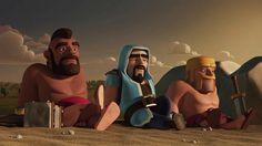 Três amigos decidem descobrir o que tem além do horizonte. O problema é como chegar lá.