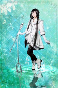 Xia Yu Yao Chinese UTAU cosplay