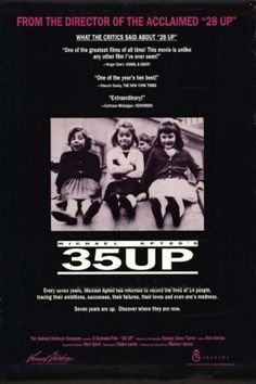 35 Up Movie Poster