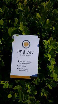 Pinhan. Secret Garden. Barcelona.