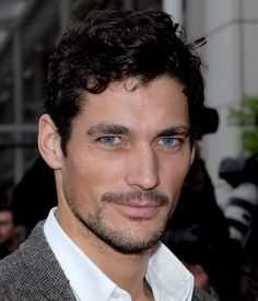 Hairstyles For Curly Hair Men David Gandy - http://dhairstyle.com/hairstyles-for-curly-hair-men-david-gandy/