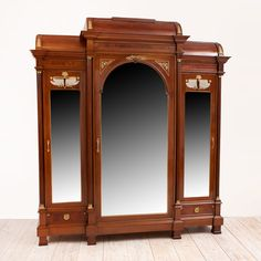 english bookcase in mahogany exceptional french empire style armoire in mahogany with bronze dore ormolu c antique english mahogany armoire furniture