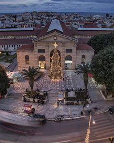 Χανιά Heraklion, The Second City, Hotels, Crete Greece, Strand, In This Moment, Mansions, House Styles, Instagram Posts