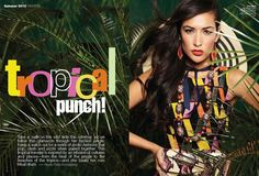 Image result for tropical fashion