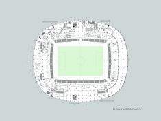 Gallery of Mersin Stadium / Bahadir Kul Architects - 21