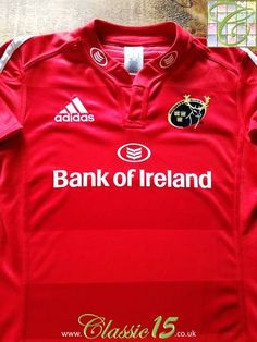 17 Best Classic Munster Rugby Shirts images  4788df0dbf19