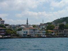 Estambul. Crucero por el Bósforo. Asia.