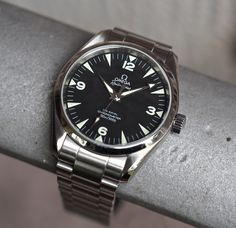 #TBT OMEGA RAILMASTER 39MM – A MODERN CLASSIC YOU SHOULD BUY NOW