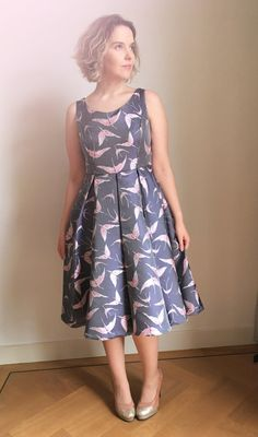 """Elsie Dress: The Princess of """"Overdressed Monday"""""""