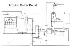 easy pt2399 circuit  basic guitar delay effect circuit